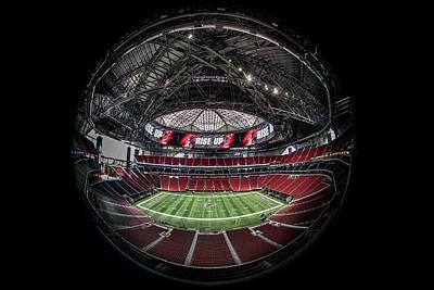 Thomas Kinkade - Atlanta Falcons #70 by Robert Hayton