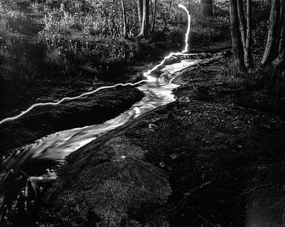 Photograph - Mercury Flows by Scott Campbell