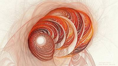 Digital Art - Merengue Dance by Doug Morgan