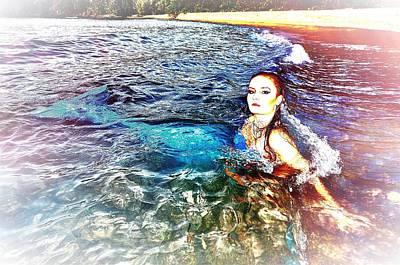 Photograph - Mermaid Shores by Climate Change VI - Sales