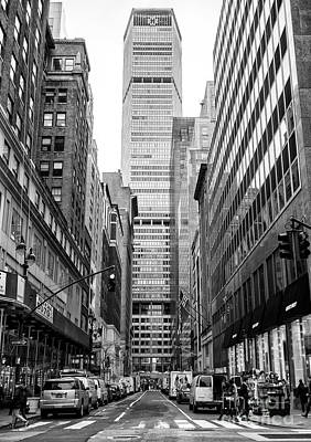 Photograph - Metlife Building New York City by John Rizzuto
