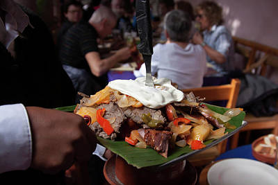 Photograph - Mexican Food by Tatiana Travelways