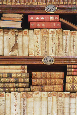 Mexico Photograph - Mexico, Mexico City, Biblioteca by Demetrio Carrasco