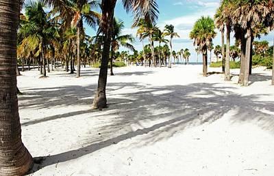 Photograph - Miami Beach by Jackie Mestrom