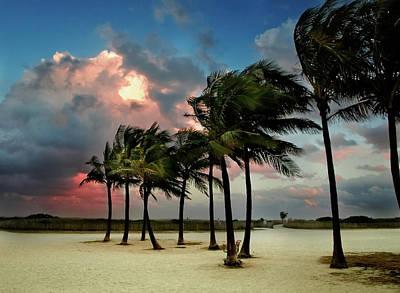 Photograph - Miami Beach by Manuel Hurtado