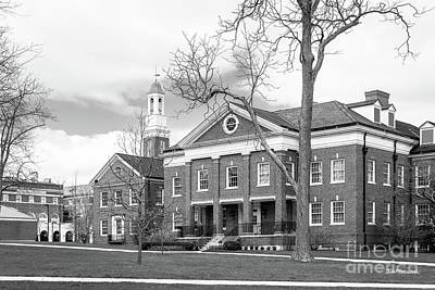 Photograph - Miami University Roudebush Hall by University Icons