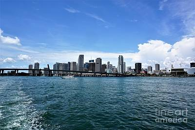 Photograph - Miami1 by Merle Grenz