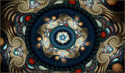 Digital Art - Micah by Missy Gainer