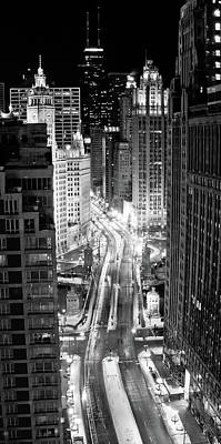 Photograph - Michigan Avenue by George Imrie Photography