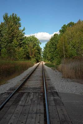 Lovely Lavender - Michigan Tracks by Linda Kerkau