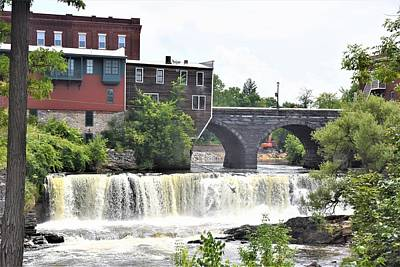 Photograph - Middlebury Vermont by Lisa Dunn