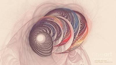 Digital Art - Midnight Merengue Party by Doug Morgan