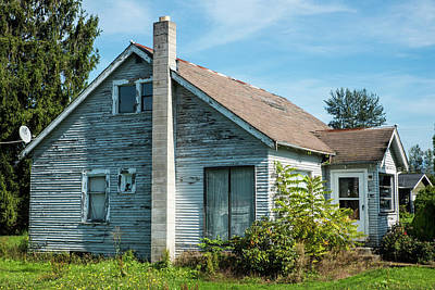Photograph - Might Have Been House by Tom Cochran