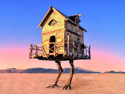 Photograph - Migratory Bird House by Dominic Piperata