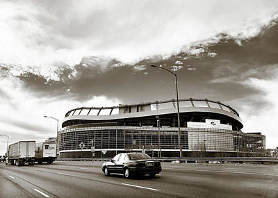Photograph - Mile High Stadium by Marilyn Hunt