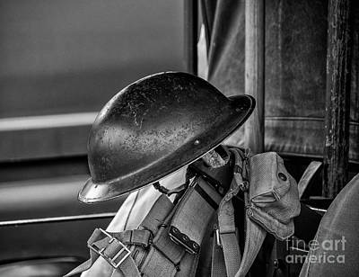 Photograph - Military Equipment by Jim Orr