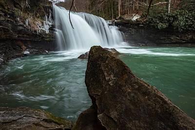 Photograph - Mill Creek Falls by Chris Berrier