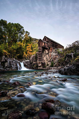 Photograph - Mill On Crystal River by Joe Sparks