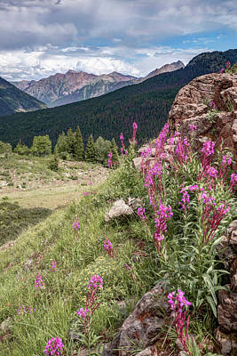 Photograph - Million Dollar Highway View - Colorado San Juan Mountains by Gregory Ballos