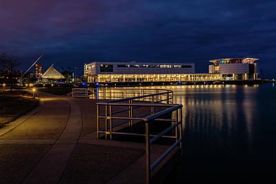 Photograph - Milwaukee Landmarks by James Meyer