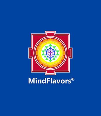Digital Art - Mindflavors Small by Carl Hunter