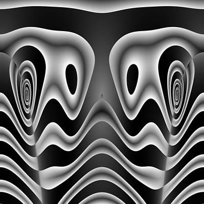 Digital Art - Ministency by Andrew Kotlinski
