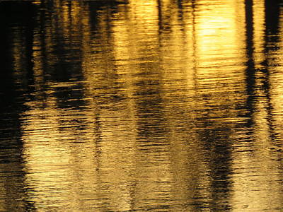 Photograph - Minnamoolka Sunset Gold 2 by Joan Stratton