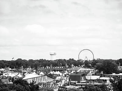 Photograph - Minnesota State Fair by Whitney Leigh Carlson