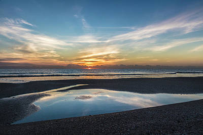 Photograph - Mirror Of The Sky by Debra and Dave Vanderlaan
