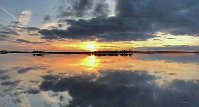 Photograph - January Sunset by Phil Mancuso