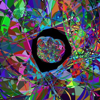 Digital Art - Misapprism by Andrew Kotlinski