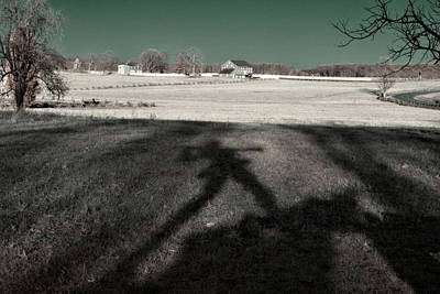 Mississippi Shadow Art Print