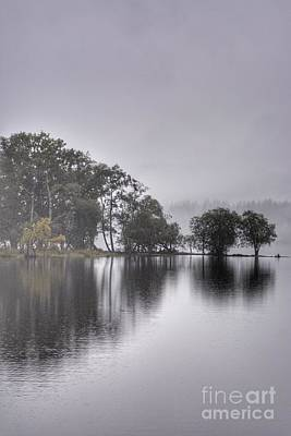 Wall Art - Photograph - Misty Morn Reflections by Josie Elias