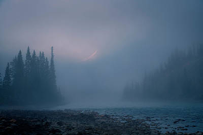 Photograph - Misty Valley by Dan Jurak