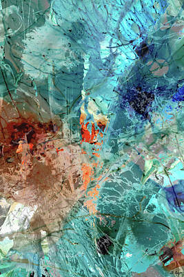 Painting - Modern Abstract Art - Excellence - Sharon Cummings by Sharon Cummings