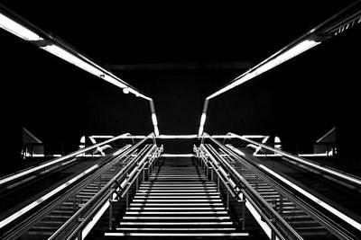 Photograph - Modern Lights by Marek Stepan