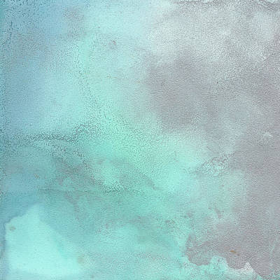 Painting - Modern Mint by Jai Johnson