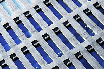 Architecture Photograph - Modern Offices Building by Joelle Icard
