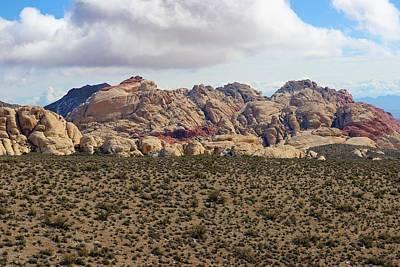 Photograph - Mojave Desert Love by Sagittarius Viking