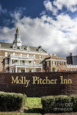 Photograph - Molly Pitcher Inn by Colleen Kammerer