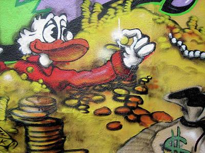 Photograph - Money - Money - Money by Juergen Weiss