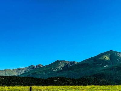 Photograph - Montana Peaks And Plains by Pacific Northwest Imagery