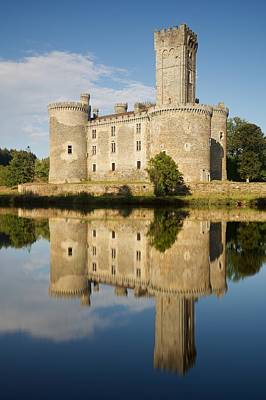 Photograph - Montbrun Castle by Stephen Taylor