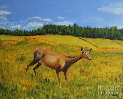 Montebello Deer Original