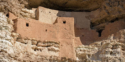 Photograph - Montezuma's Castle by Doug Koski
