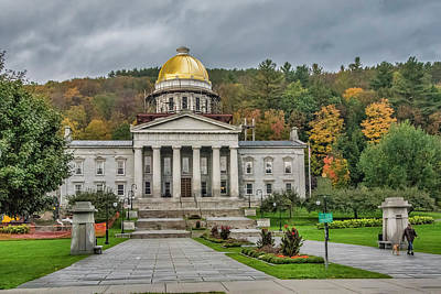 Photograph - Montpelier by Cathy Kovarik