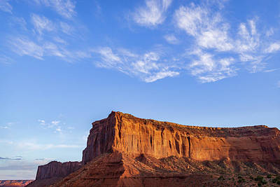 Photograph - Monument Valley Xix Color by David Gordon
