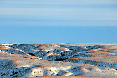 Photograph - Moonscape by Todd Klassy