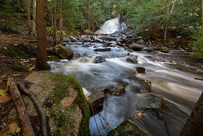 Photograph - Morgan Falls 10121802 by Rick Veldman