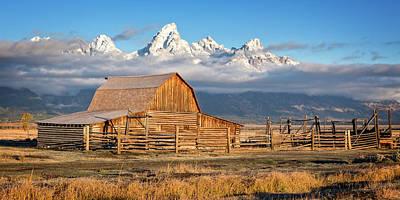 When Life Gives You Lemons - Mormon Barn by Mike Dodak
